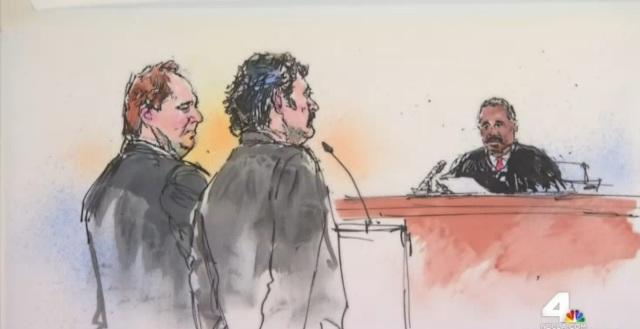 Exagentes del Sheriff de L.A. condenados a prisión por corrupción