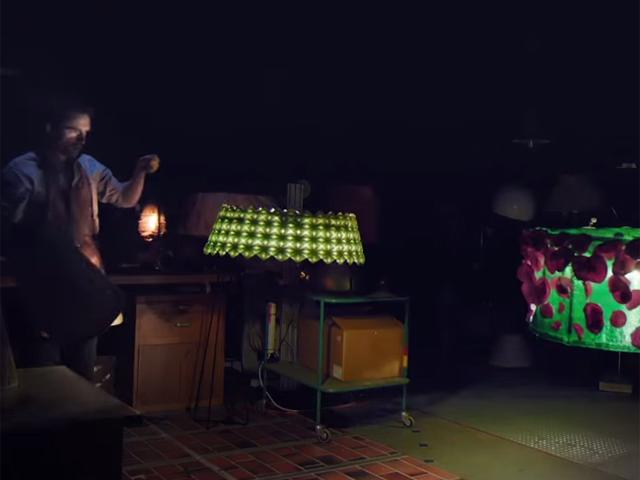 Cirque du Soleil crea una danza con drones (videos)
