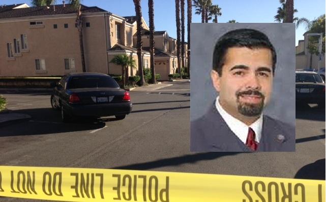 Daniel Crespo murió esta tarde luego de ser baleado por su esposa en un altercado en su casa.