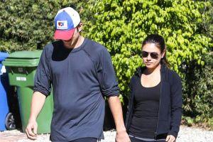 Ashton Kutcher y Mila Kunis revelan el nombre de su hija