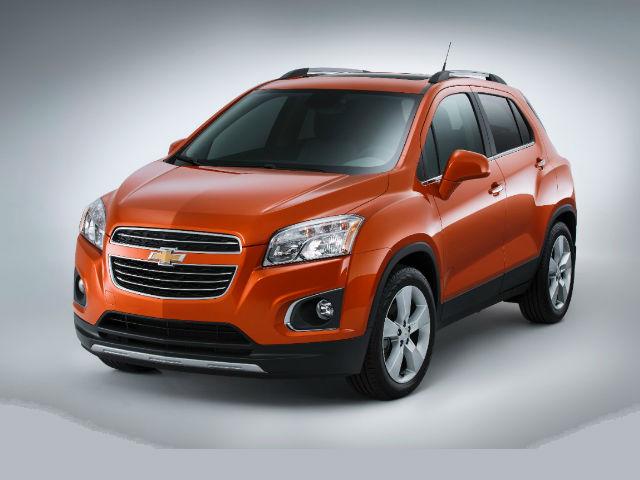 El Trax del 2015, sera el séptimo pequeño vehículo que Chevrolet lanzará en los últimos cuatro años.