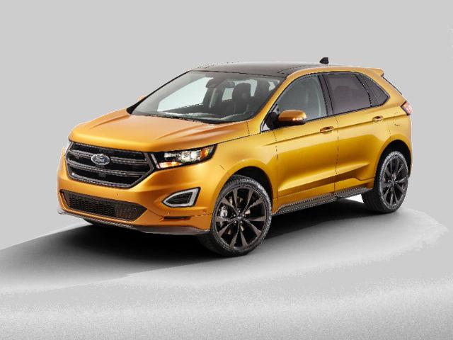 El nuevo Ford Edge se exportará a más de 100 países desde la planta de Oakville.