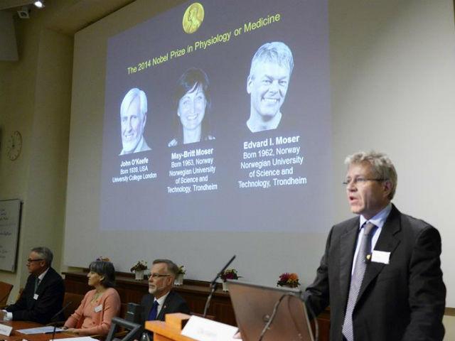Un estadounidense y  dos  noruegos ganaron el Nobel de Medicina.
