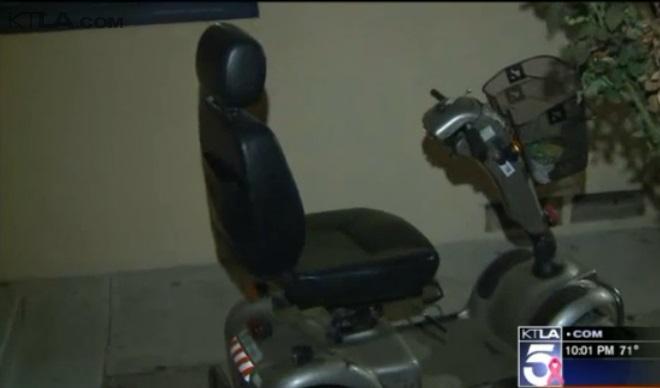 Fallece hombre que fue asaltado en silla motorizada