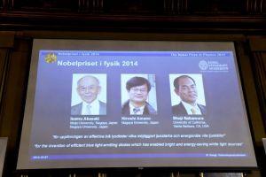 El Premio Nobel de Física es para inventores del LED