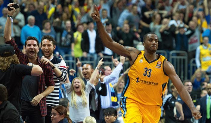 Campeón de la NBA pierde ante equipo alemán