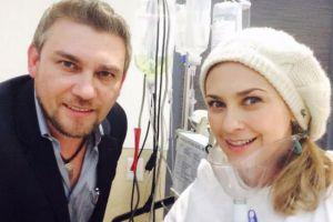 Aracely Arámbula se recupera tras cuadro de neumonía