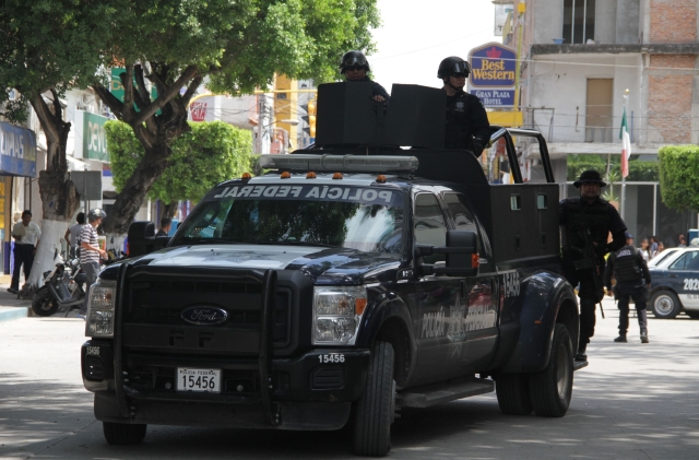 México reactiva su imagen de inseguridad hacia el exterior