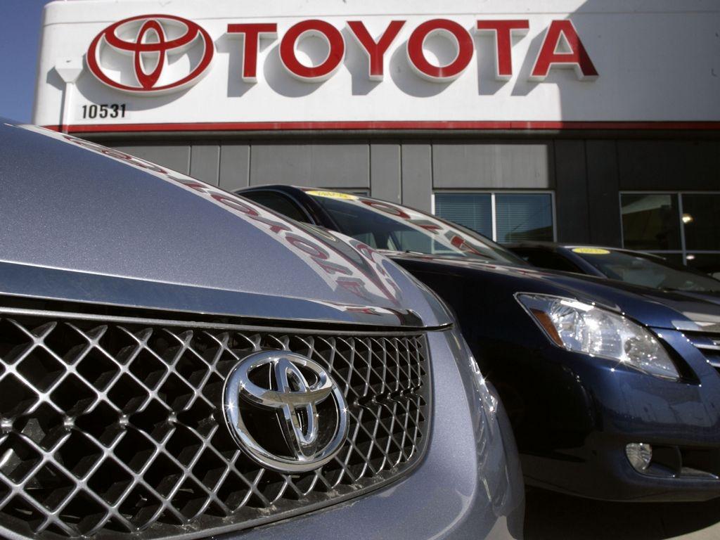 Las ventas de Toyota cayeron el 26% durante mayo.
