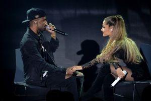 Así confirmó Ariana Grande su romance con Big Sean