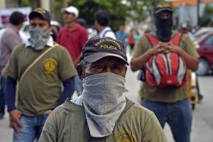 Liberan a seis policías comunitarios compañeros de Nestora Salgado