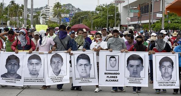 Estudiantes retan al crimen organizado en México