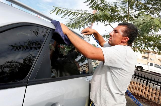 'Carwashero' ayudó a lavar  las injusticias de la industria
