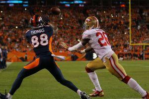 Noche histórica de Peyton Manning