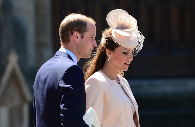 Los duques de Cambridge se casaron en 2011.