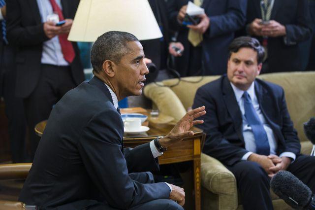 """Obama se reúne con el """"zar"""" a cargo de combatir ébola"""