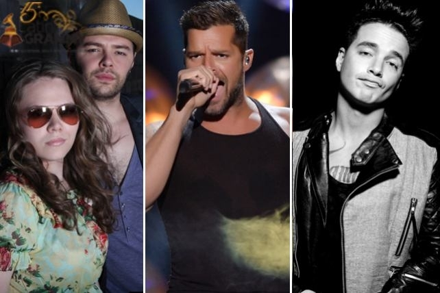 Confirman artistas nominados al Latin Grammy
