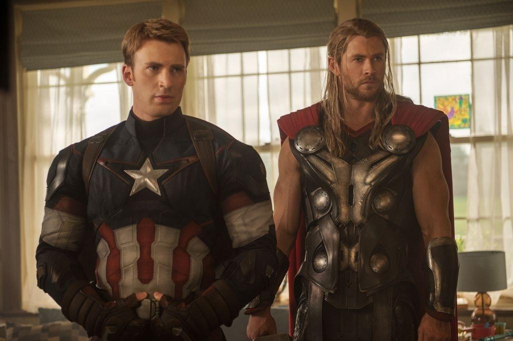 Filtran tráiler de 'Avengers: Age of Ultron'
