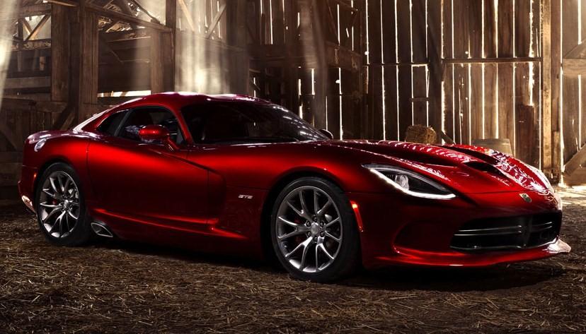 Suben las ventas del Dodge Viper