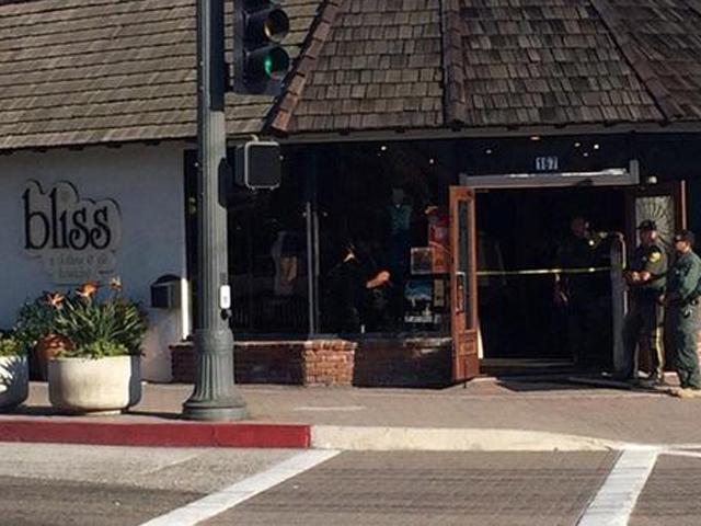 Reportan dos muertos en tiroteo en San Clemente