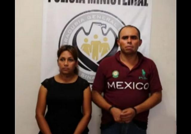 Alma Delia Chávez Guerrero y Yahir Alfredo Sandoval, son acusados de homicidio agravado.