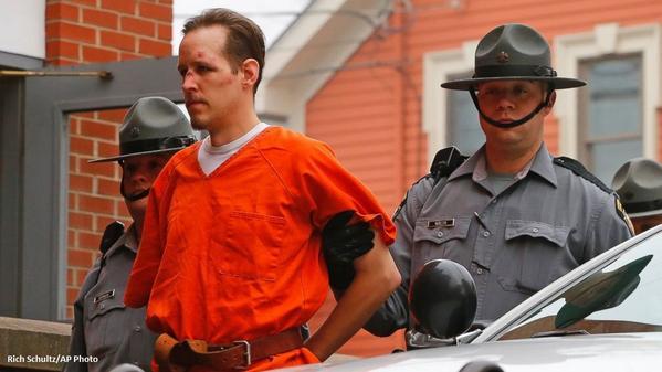 Fugitivo más buscado en EEUU aparece en corte