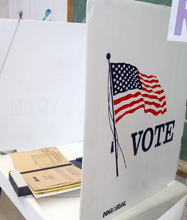 Votando para frenar a los Republicanos