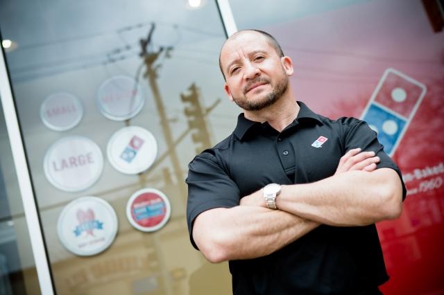 Mauricio Arroyave empezó como repartidor y contestando el teléfono de una tienda de Domino's
