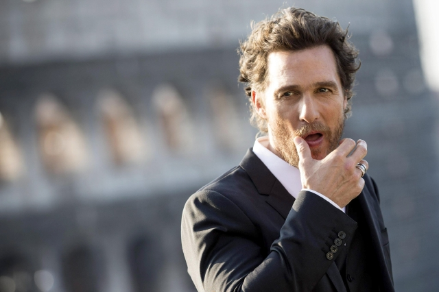 Video: La tristeza de Matthew McConaughey al enterarse de la muerte de Sam Shepard