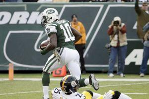 """Los Jets sorprenden a """"Big Ben"""" y rompen su mala racha"""