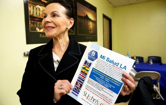 Ofrecerán servicios de salud a indocumentados de Los Ángeles