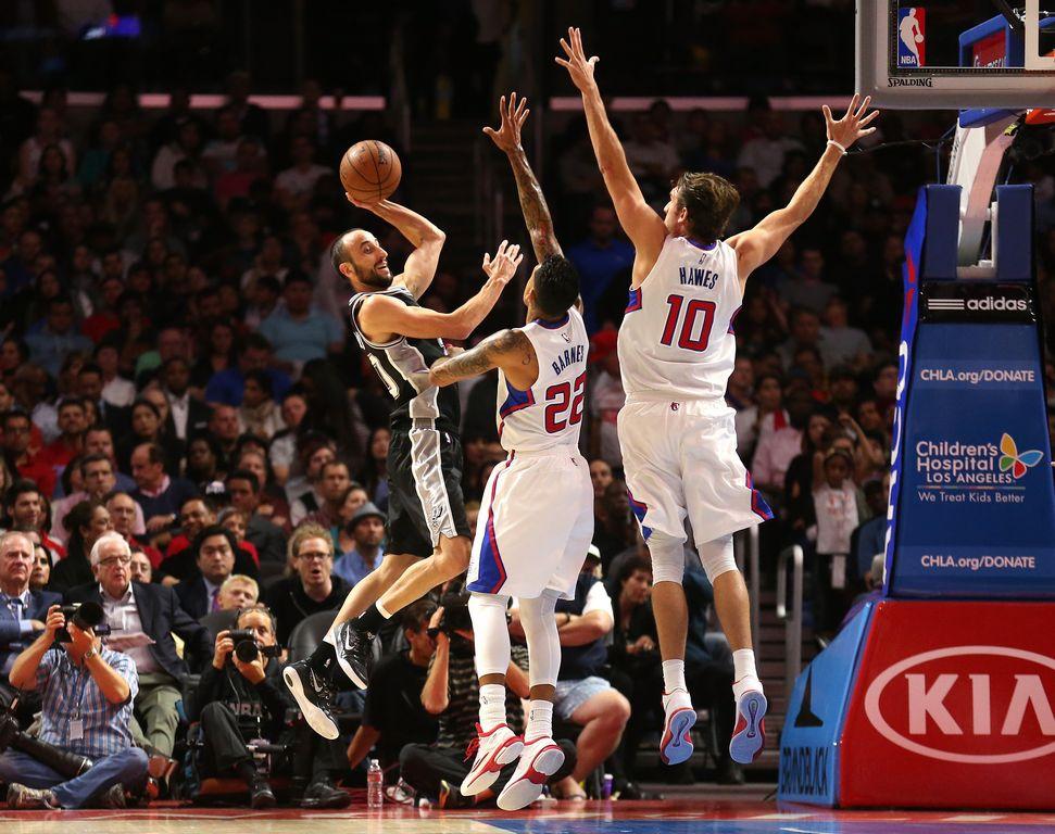 Clippers se topan con su bestia negra
