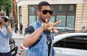 Video sexual de Usher sale a la venta