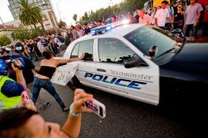 Baja el crimen en el condado de Orange