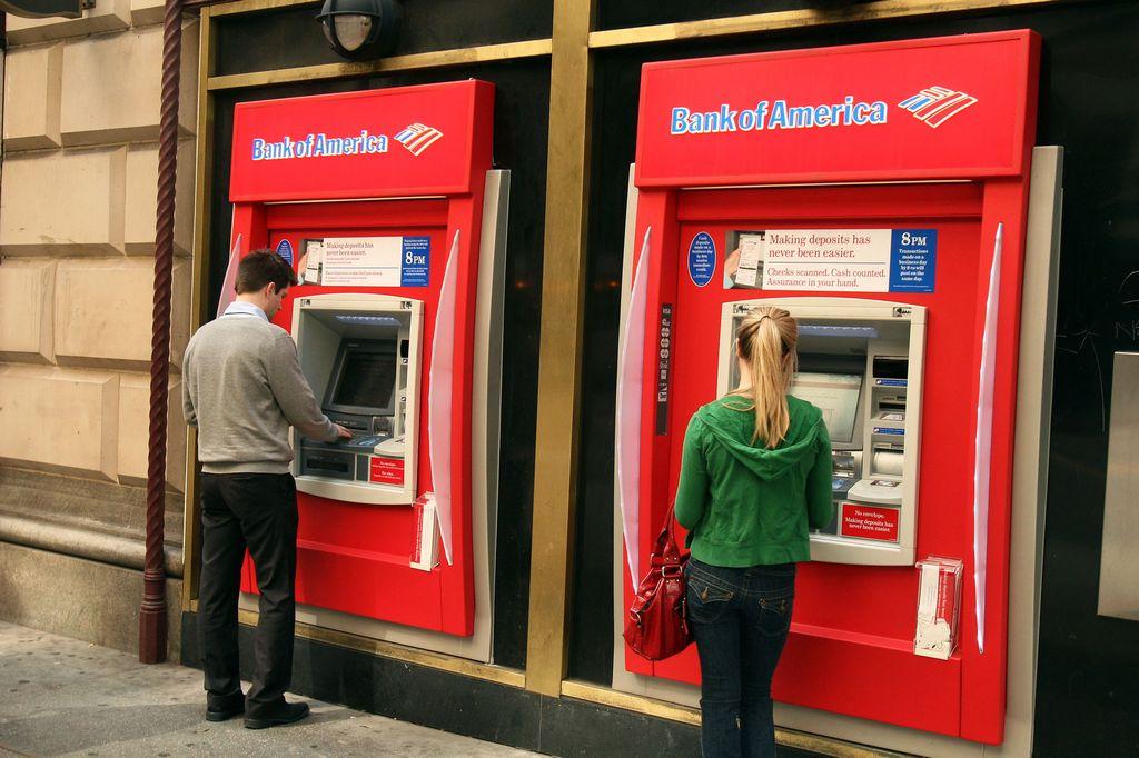 El dinero robado pertenecía al Bank of America.