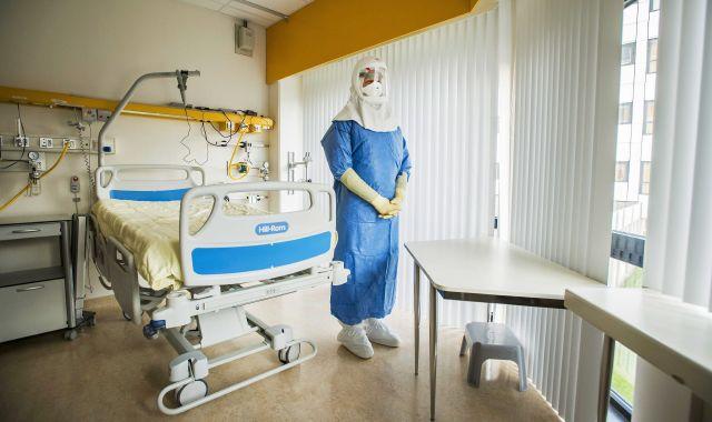 Médico de Sierra Leona con ébola será atendido en EEUU