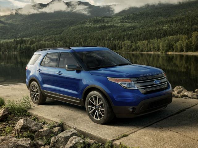 Ford Explorer rompió la barrera de 7 millones en ventas