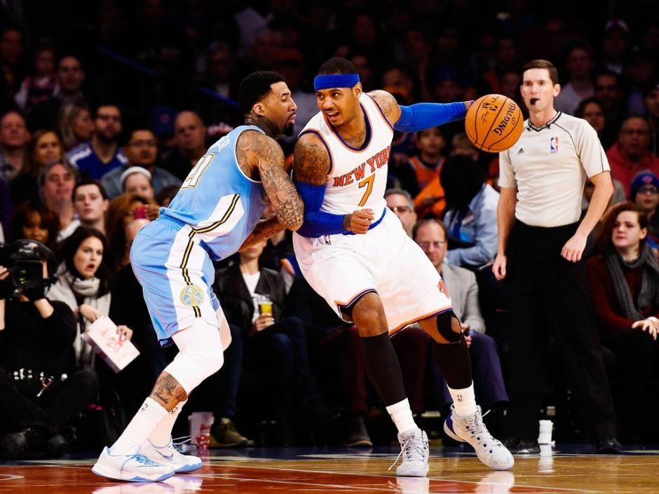 Knicks se reencuentran con la victoria