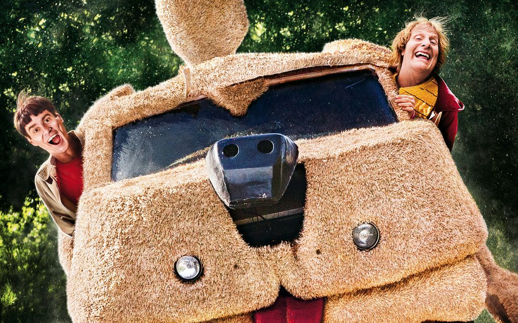 'Dumb and Dumber To' triunfa con casi $40 millones