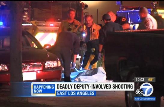 Eduardo Bermudez de 26 años, y otro hombre de 57 años fueron baleados a muerte por agentes del Sheriff.