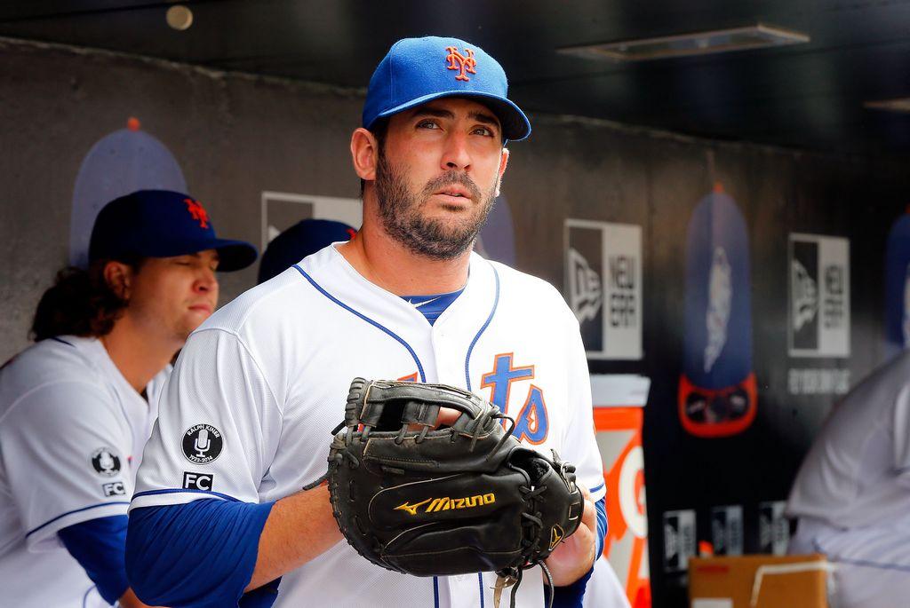 Harvey se perdió toda la temporada del 2014, pero volverá a lanzar el próximo año.