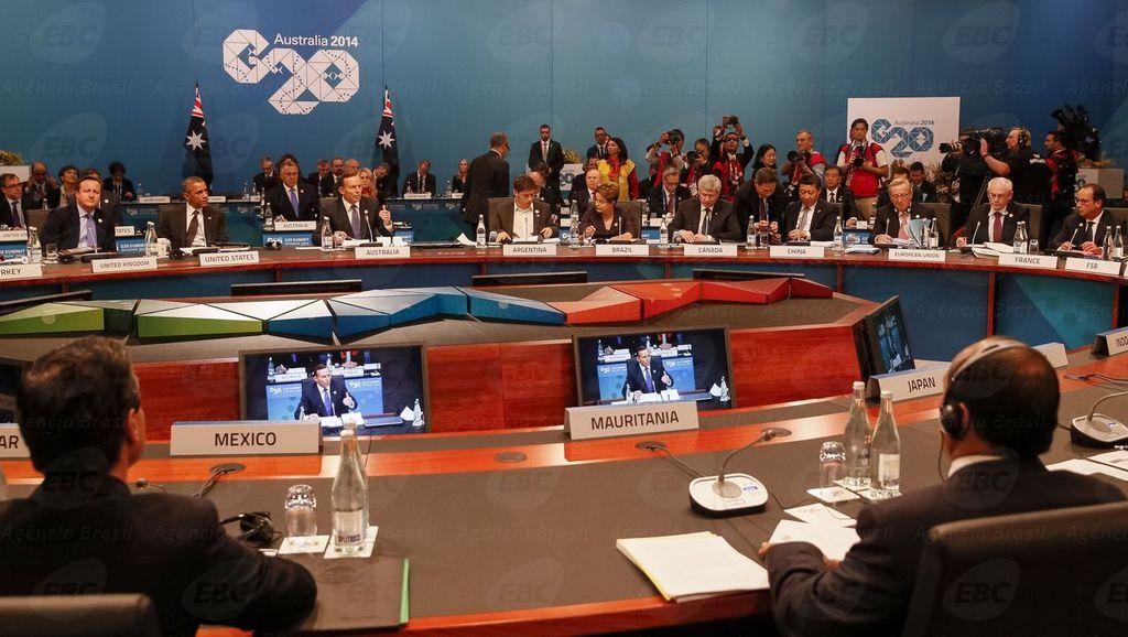 G20 ve posible elevar el PBI global