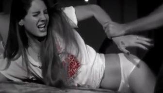 Se filtra 'violación' de Lana del Rey en video de Marilyn Manson