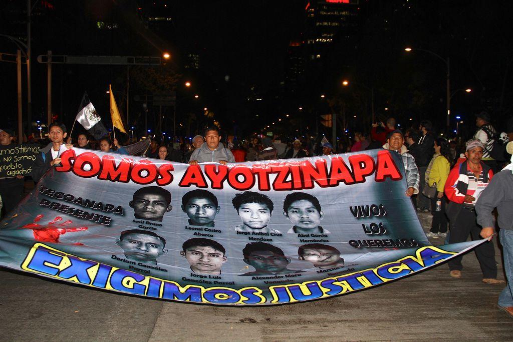Narcotráfico, el enemigo olvidado de Ayotzinapa