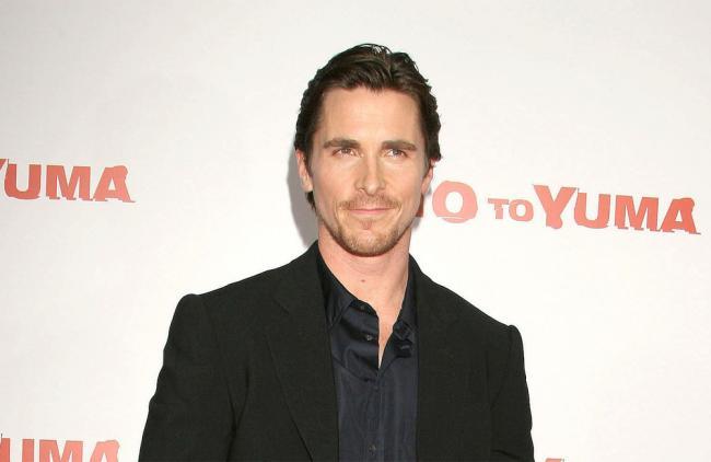 Christian Bale engordó para su nueva película.