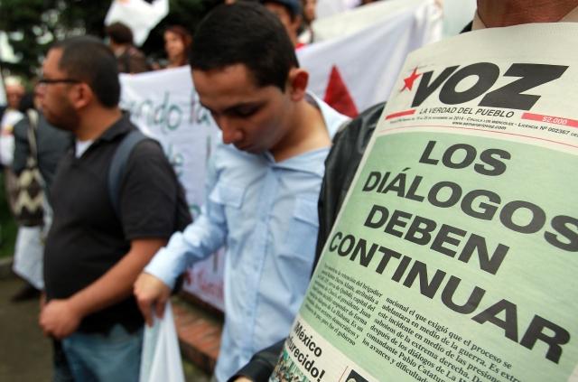FARC ven difícil reanudar los diálogos de Paz