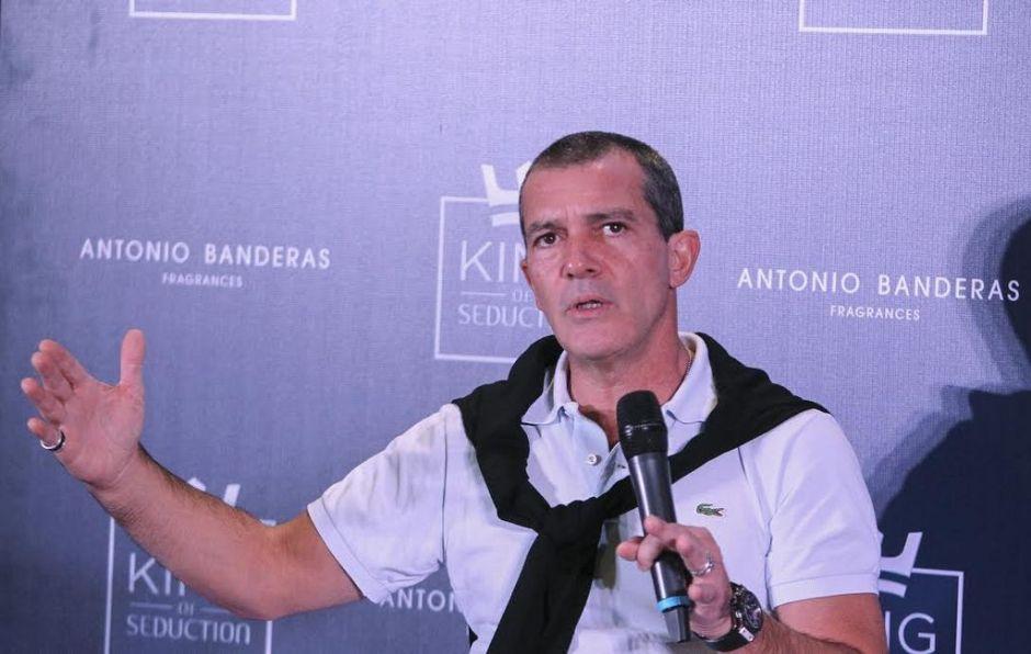 Antonio Banderas se despide de su madre en las redes sociales