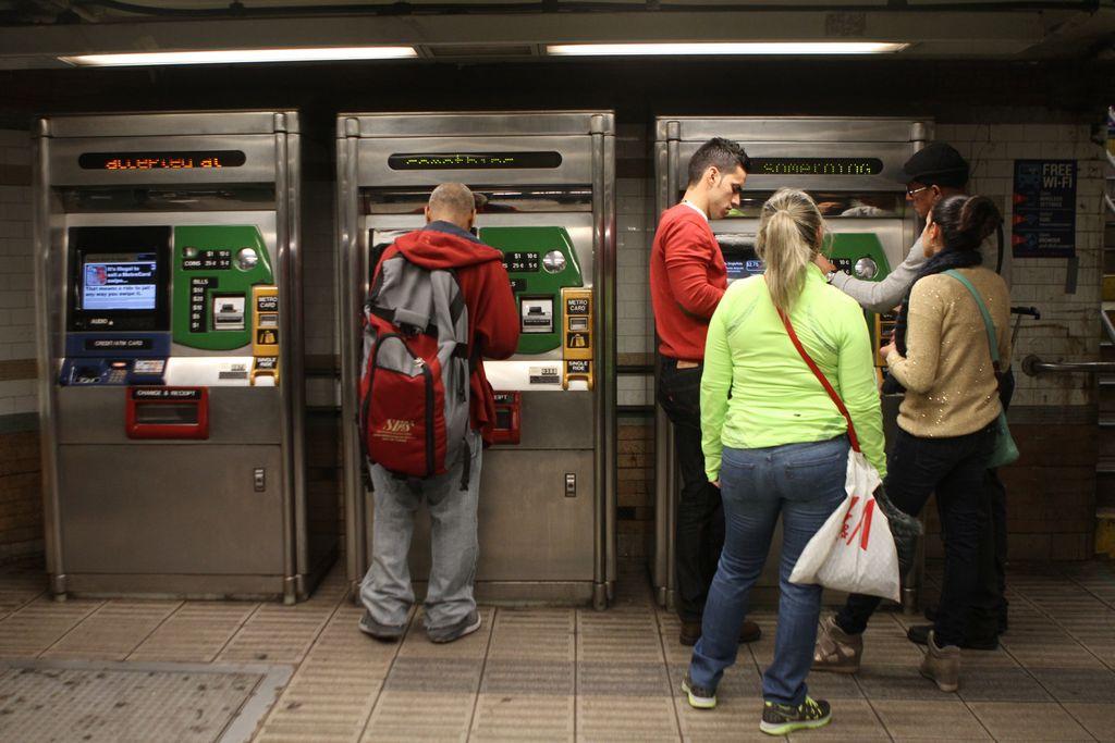 """Recomiendan a la MTA tarifas más altas durante """"horas pico"""""""