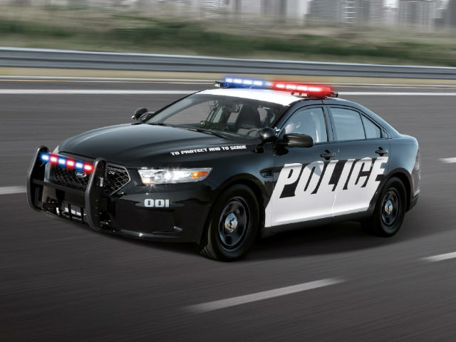 Ford Motor es el fabricante de los vehículos de la policía más vendidos desde 1996.