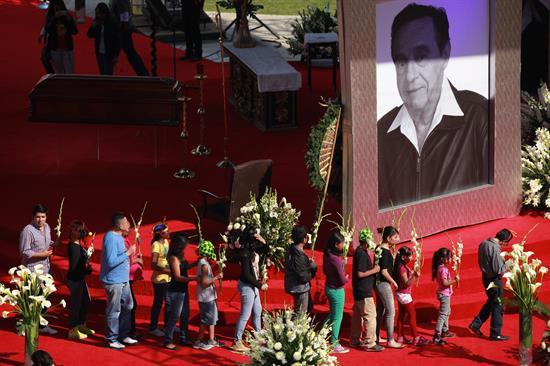 """Se lleva a cabo el homenaje """"Chespirito: Gracias por siempre""""."""